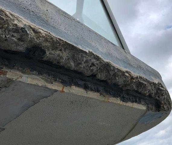 Concrete Spalling Repairs